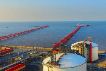 Поставка нефти на китайский рынок
