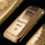 Цены на золото выросли на фоне обвала биткоина